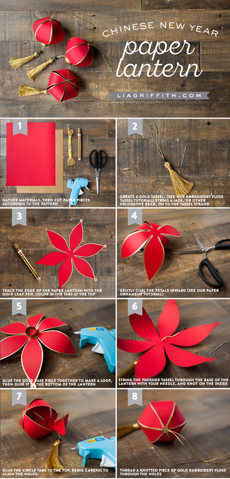 Easy Diy Chinese New Year Decorations