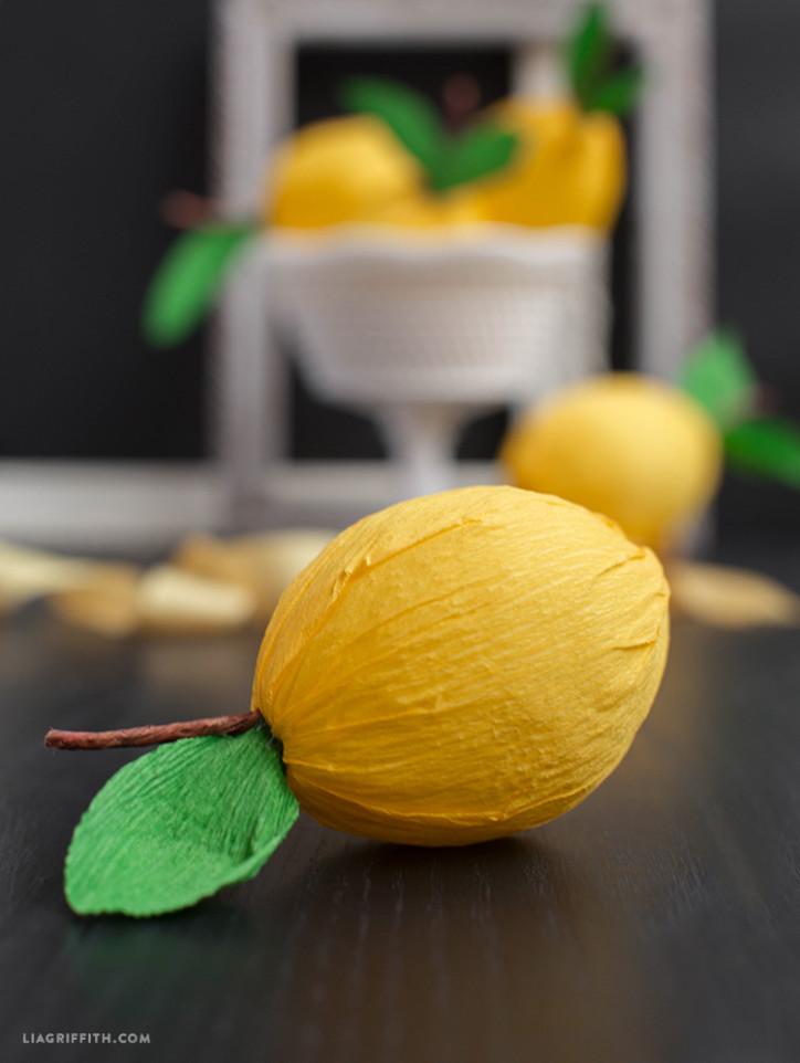 Crepe_Paper_Lemon
