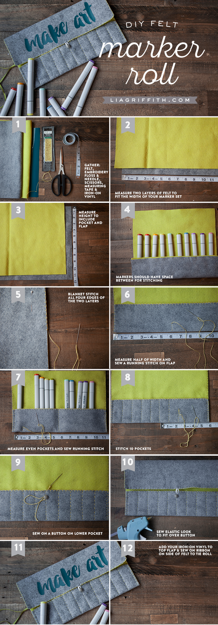 DIY_Felt_Marker_Roll_Tutorial