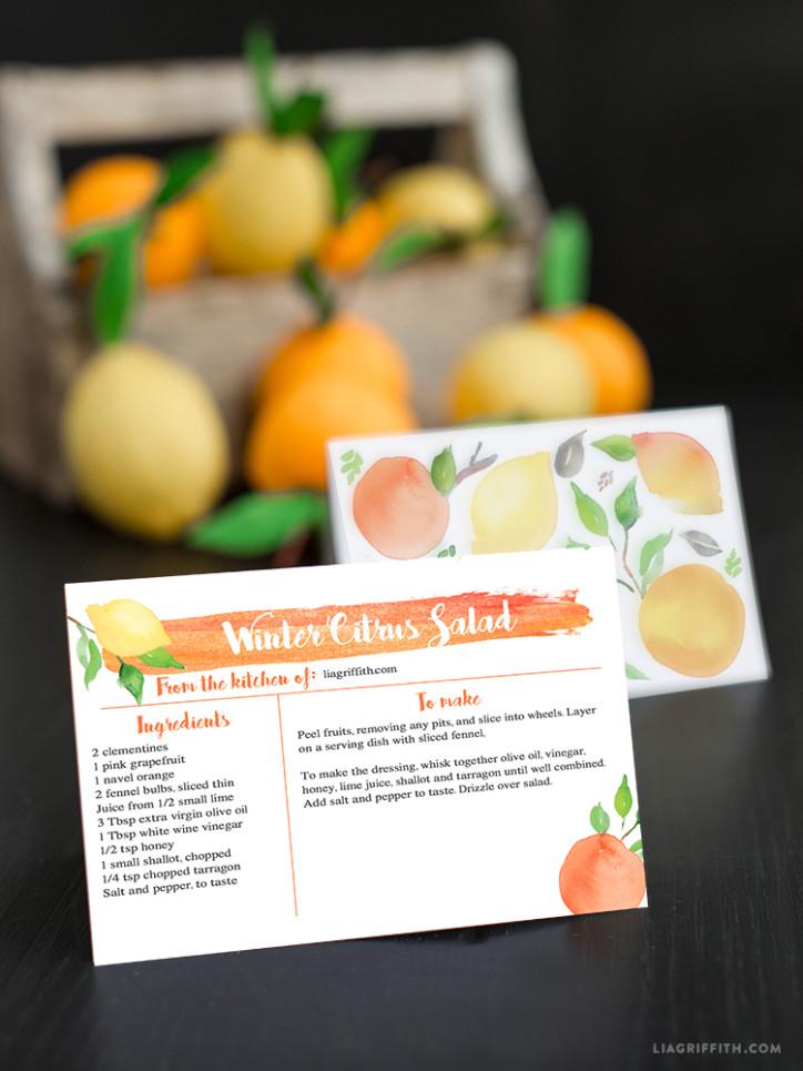 Recipe_Card_Printable_Fruit