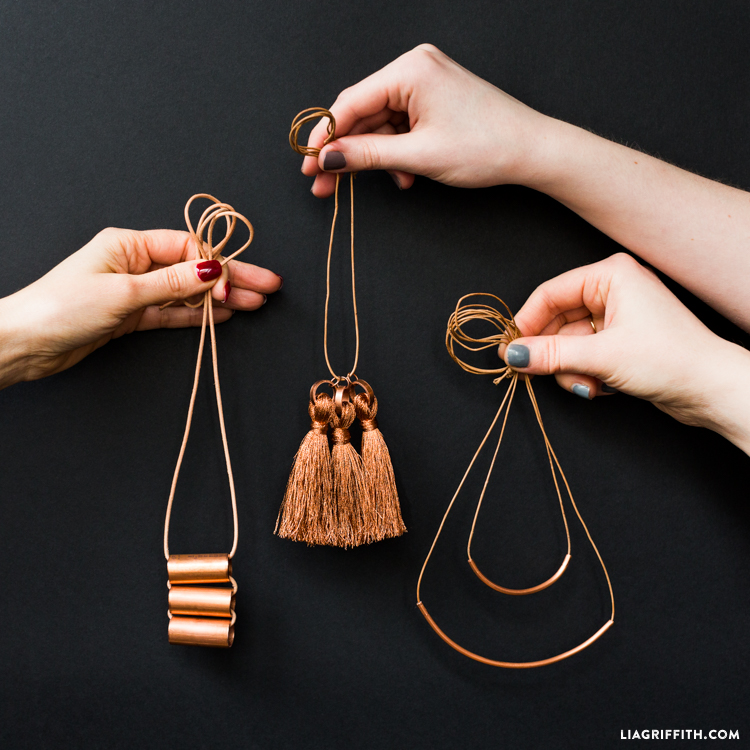 DIY Copper Jewelry