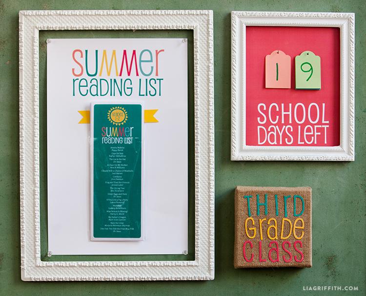 Classroom Decor Bulletin Board Ideas ~ Summer bulletin board ideas for teachers lia griffith