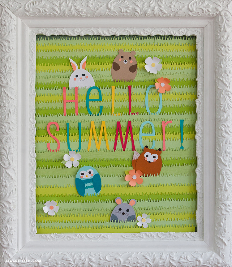 Summer Bulletin Board
