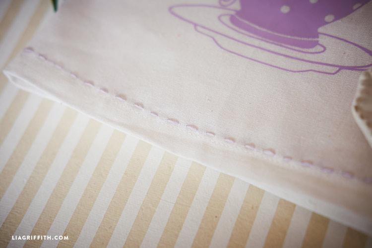 Tea Towel Iron-on