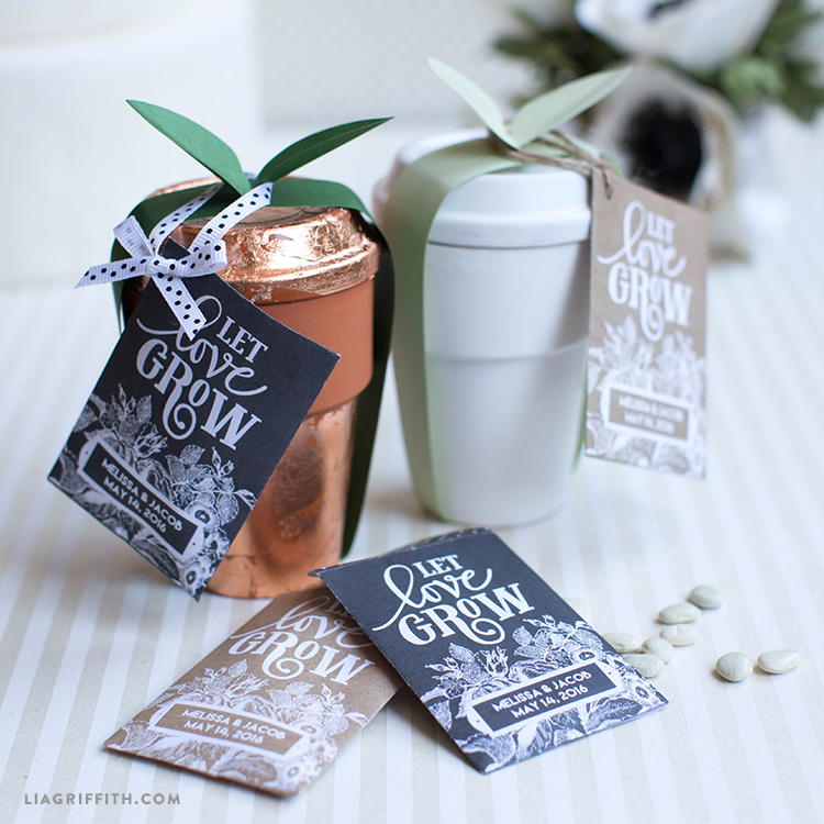 Seed Wedding Favors Wedding Favors Wedding Ideas And Inspirations
