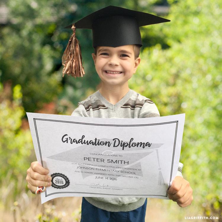 Printable Diploma
