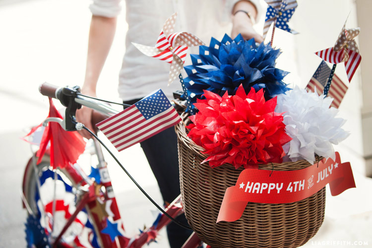 DIY Fourth of July Decorations