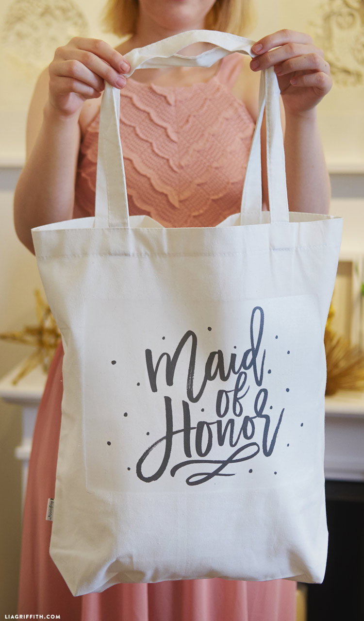 Bags For Bridal Party