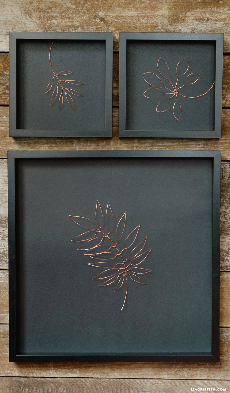 ... Copper Wall Art