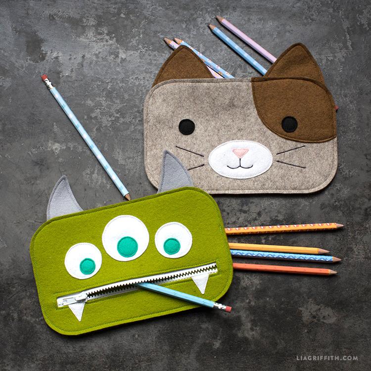 Kids pencil pouch