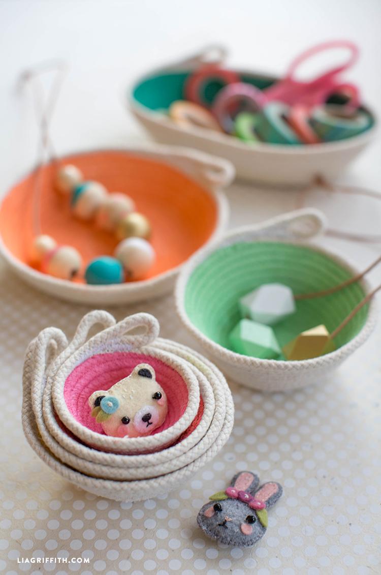 Mini Bowls