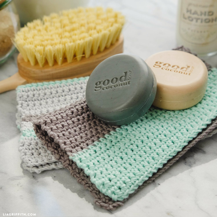 DIY Washcloths