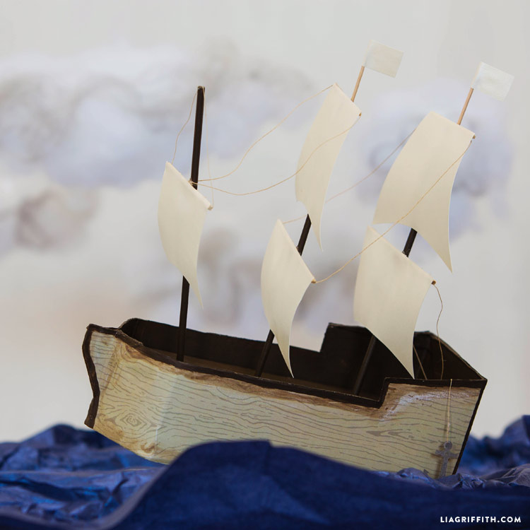 DIY Mayflower