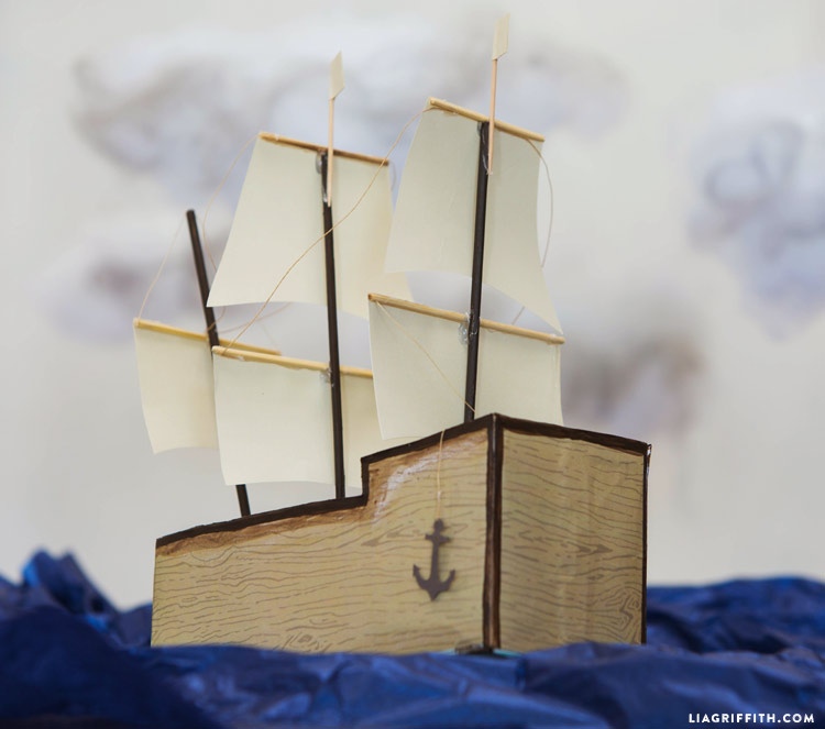 DIY Mayflower