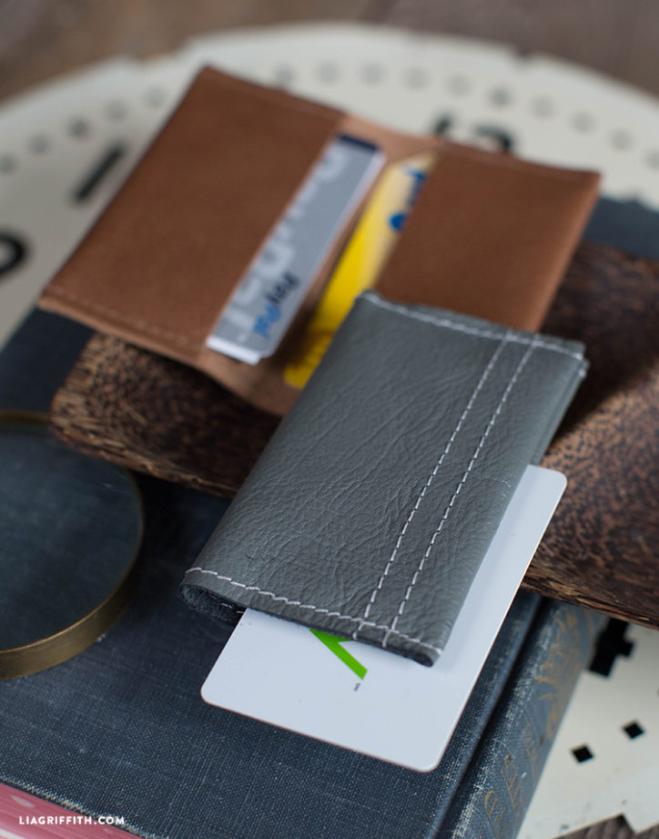 Minimalist Leather Wallet