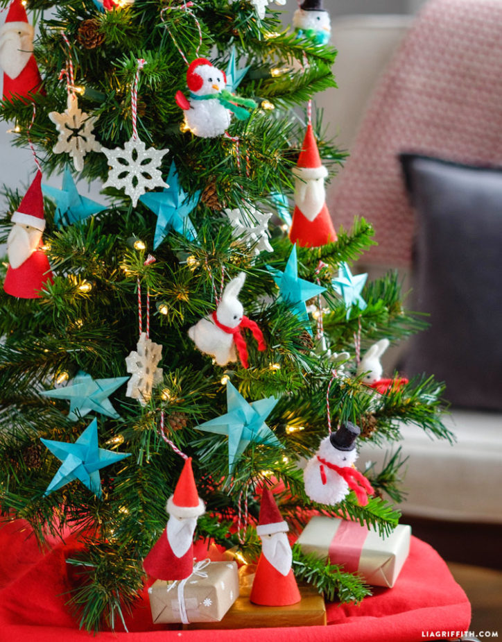 kids christmas tree ideas