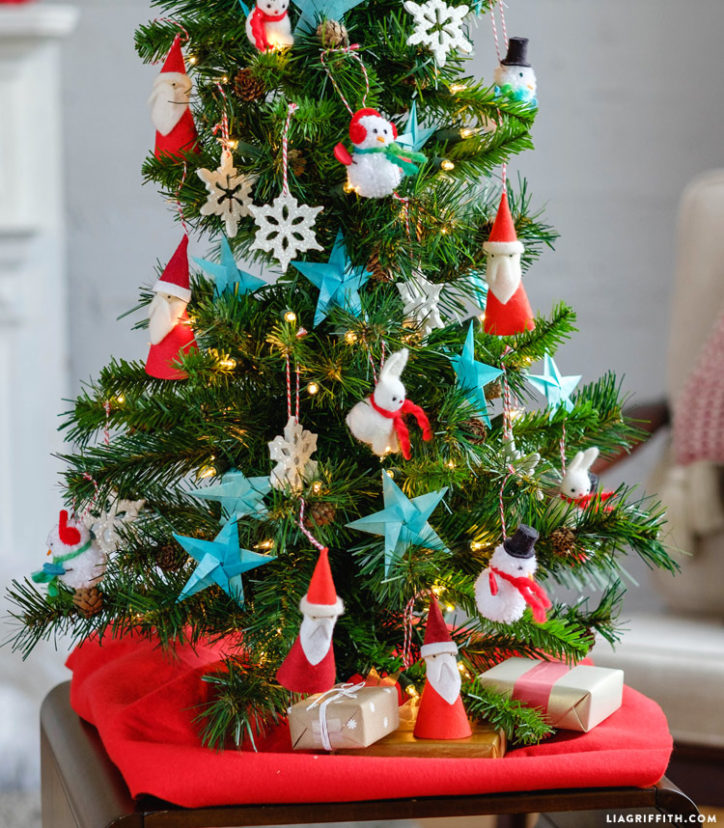 kids christmas tree ideas - Christmas Tree Decorations For Kids