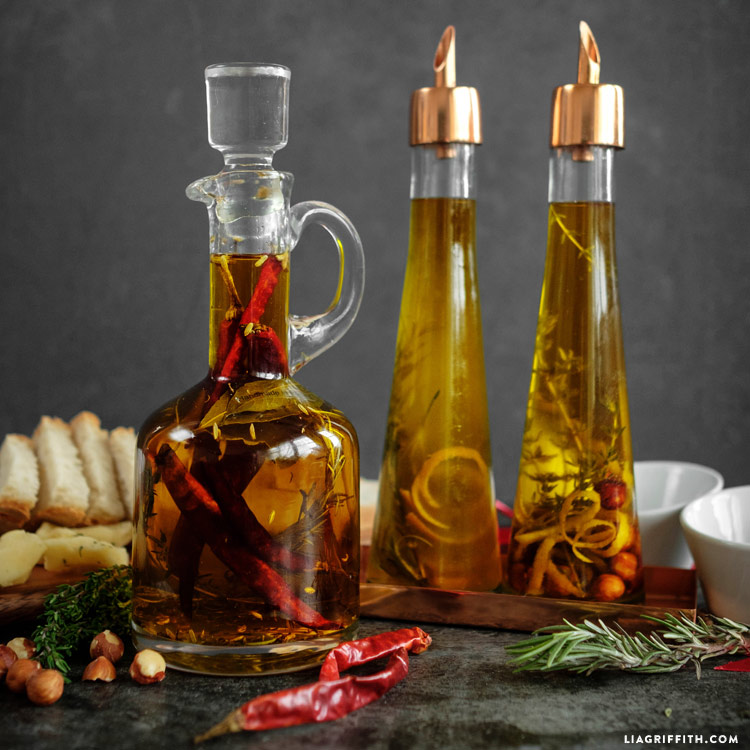 Infused Olive Oil Recipes