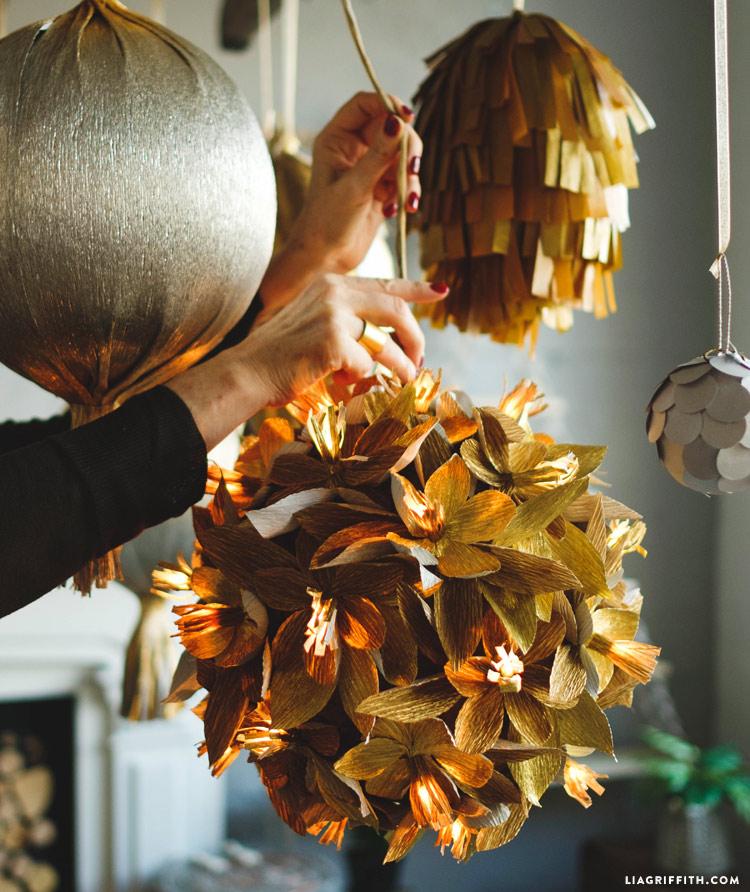 DIY Paper Party Lantern