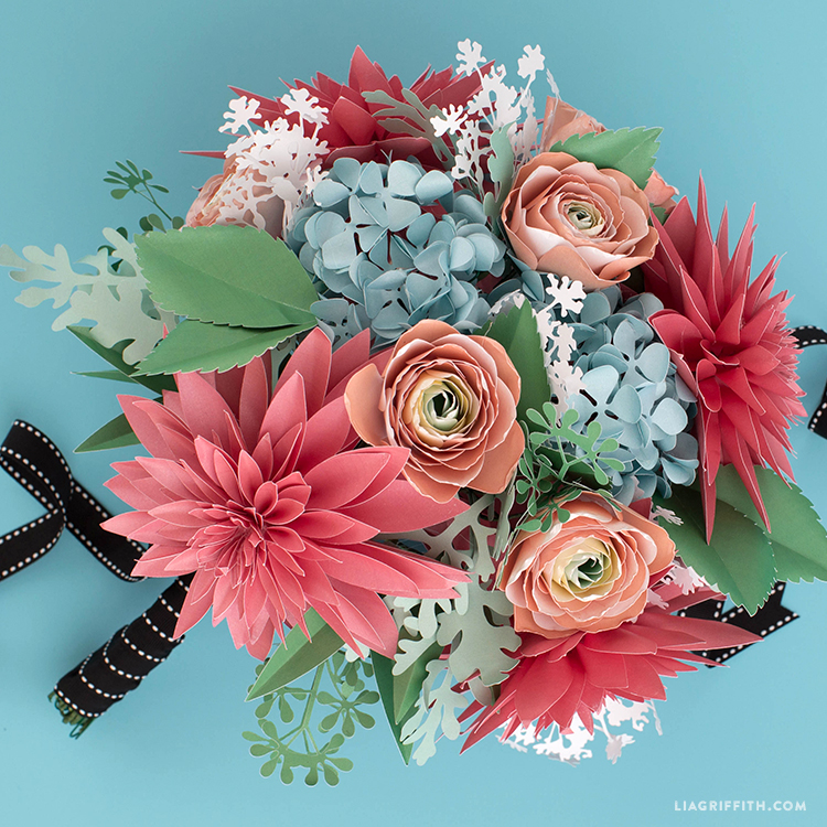 Make gorgeous paper flowers with our paper flower craft kits paper flower kits in stores now mightylinksfo