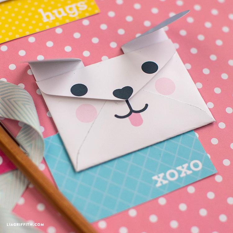 Dog Envelope