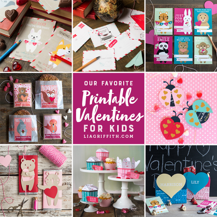 Kid's Valentines