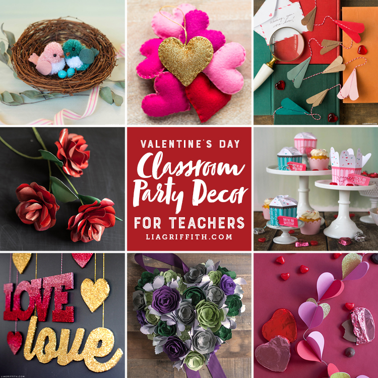 Valentine Party Ideas For Teachers Who Love To Craft