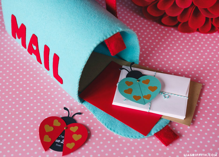 DIY Mailbox for Kids