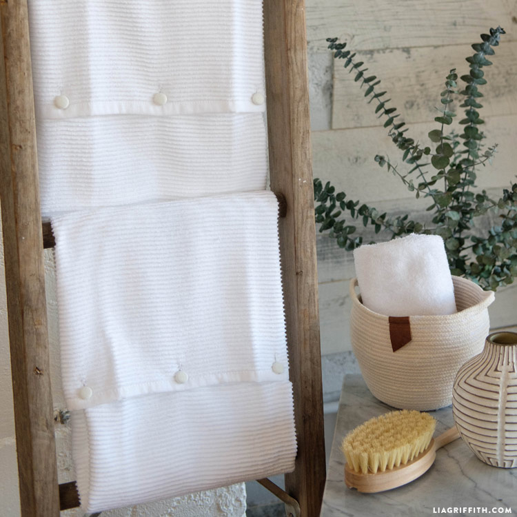 Hand Towel Hack