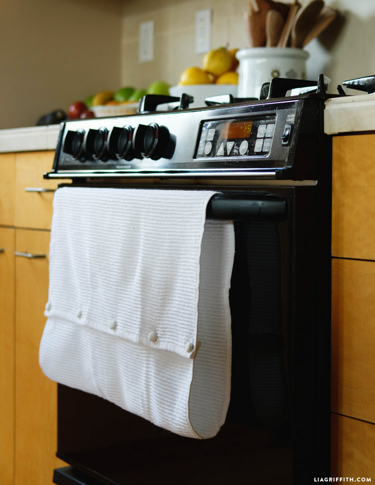 No Slip Kitchen Towel