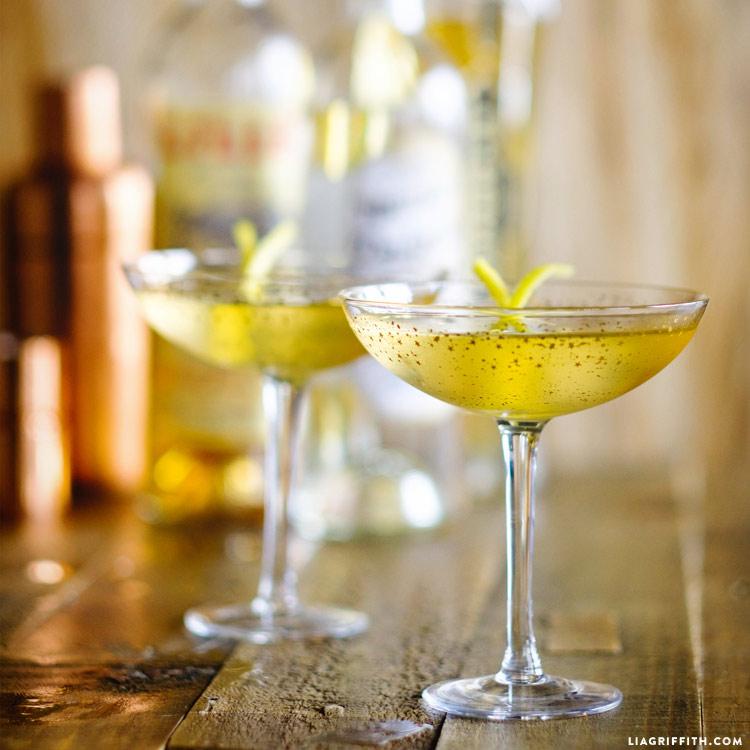 Easy Lemon Cocktail Recipe