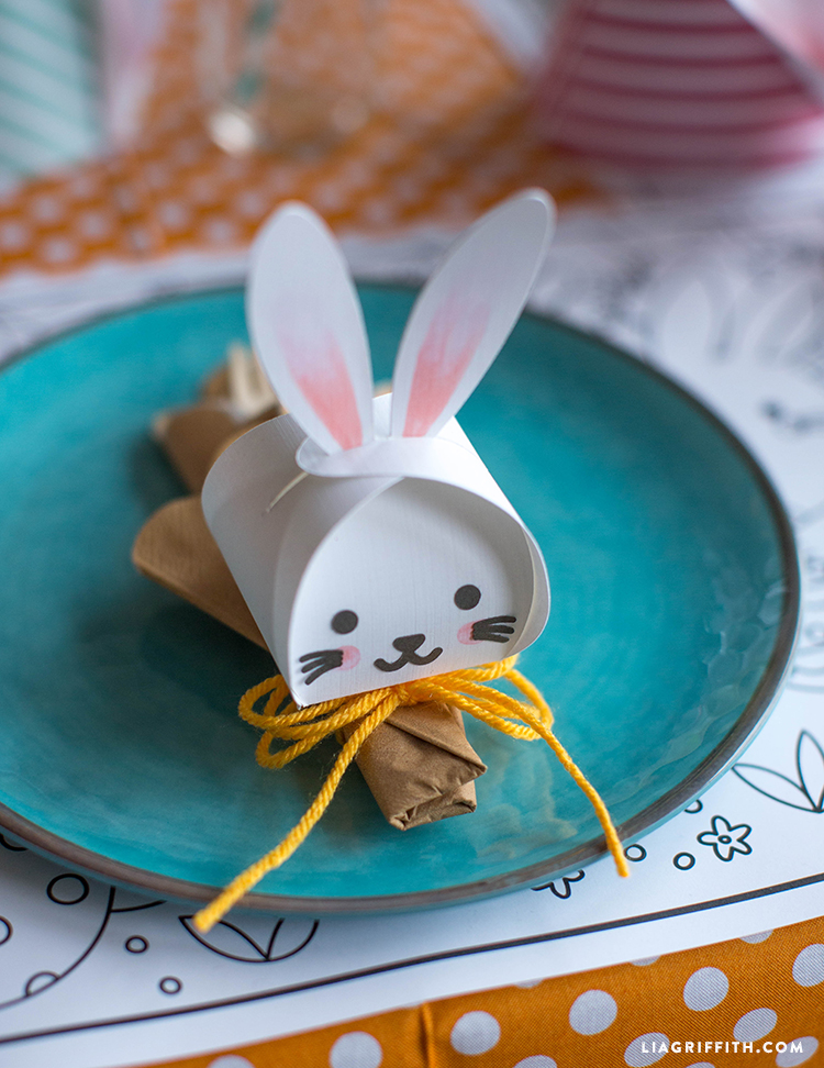 Bunny Treat Cartons
