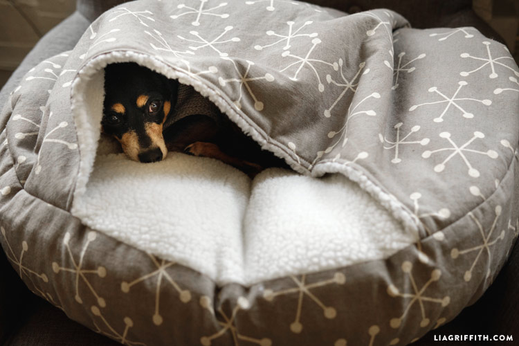 Pocket Dog Bed