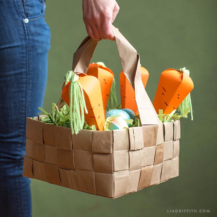 Papercut Carrots