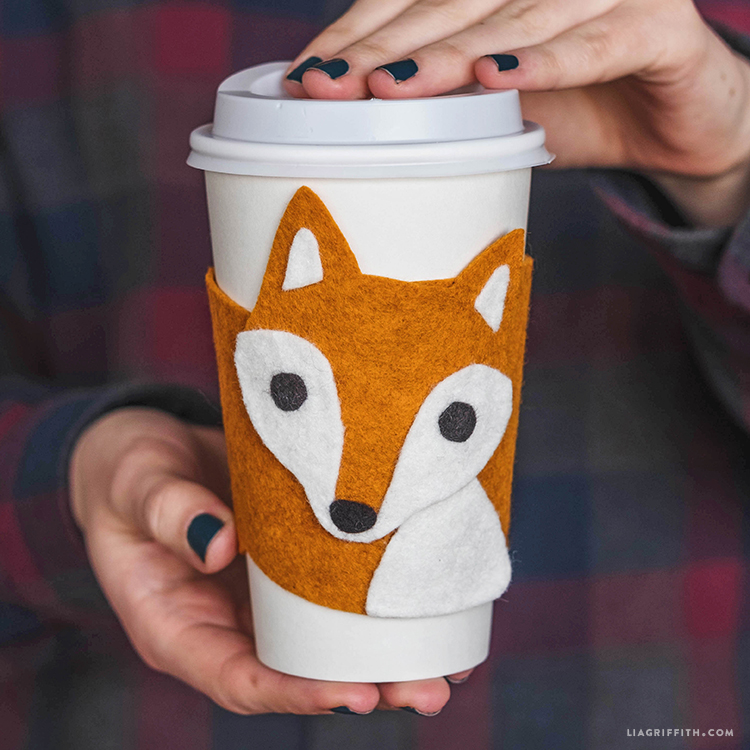 DIY Fox Cozy