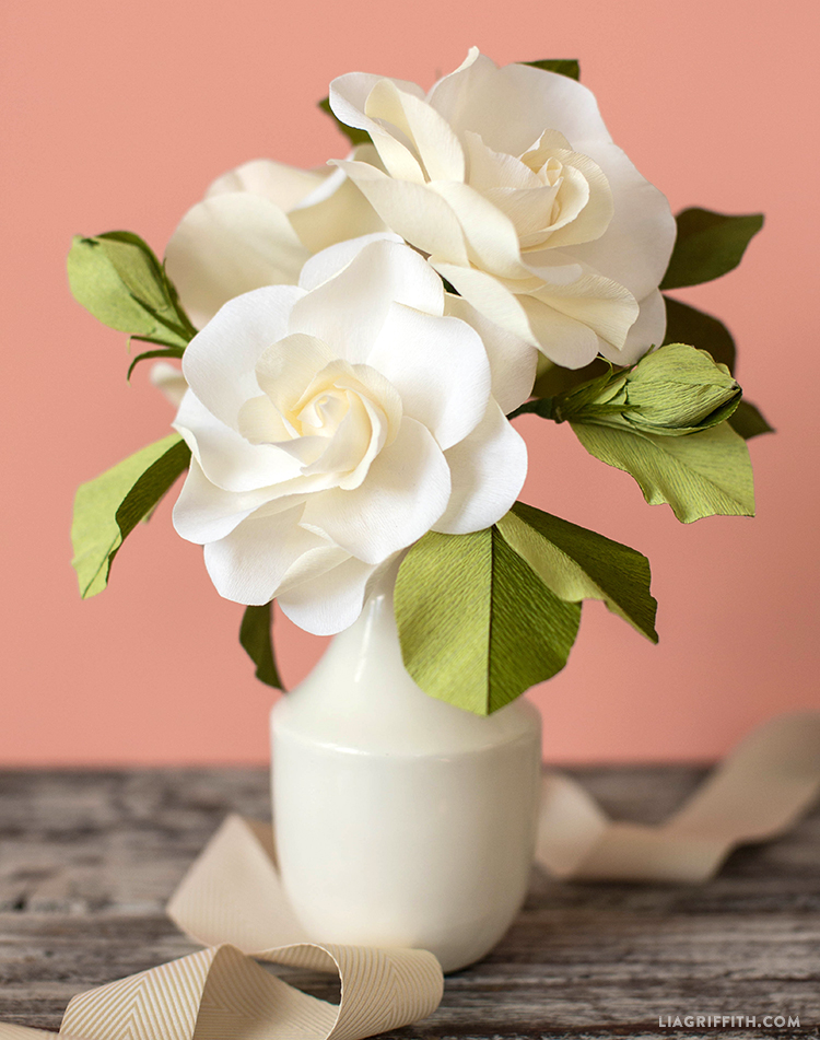 Gardenia Flower Tutorial