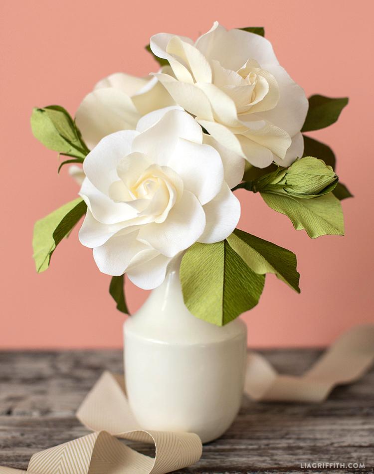 Gardenia Flower Tutorial