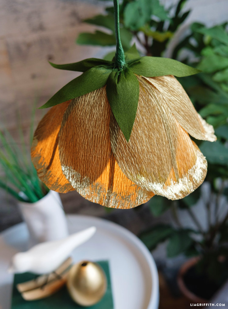 DIY Flower Light