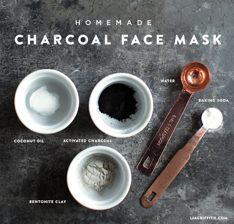 diy charcoal face mask. Black Bedroom Furniture Sets. Home Design Ideas