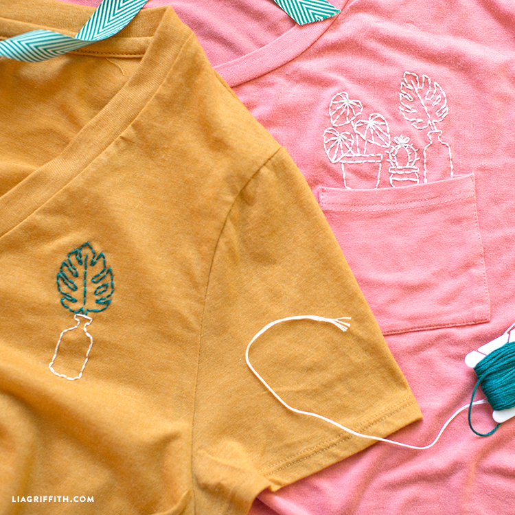 8c9224b6 T-Shirt Embroidery Tutorial