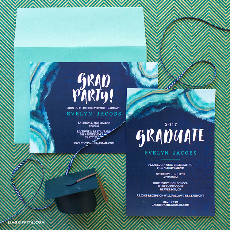printable graduation invitations