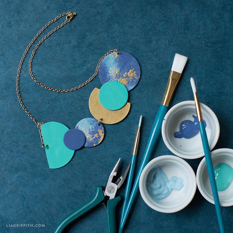 Handmade Necklace Tutorial