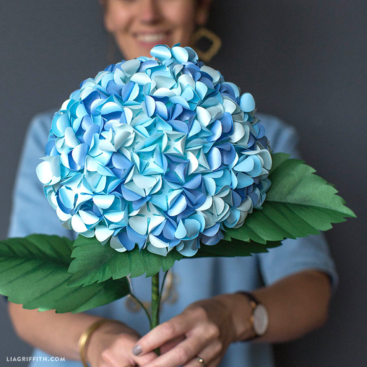 Jumbo frosted paper hydrangeas lia griffith jumbo frosted paper hydrangeas mightylinksfo