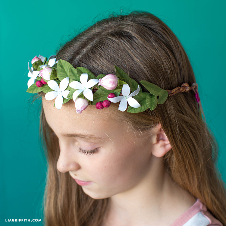 diy fairy headband