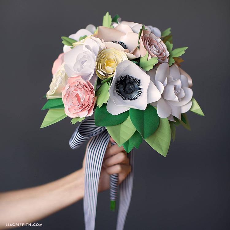 paper garden flowers