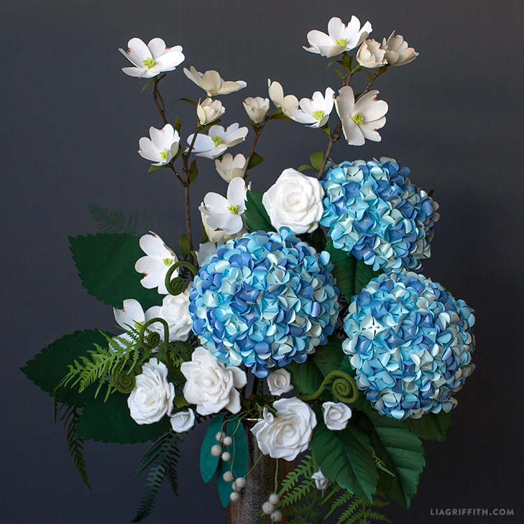Pacific Northwest Floral Bouquet - Lia Griffith