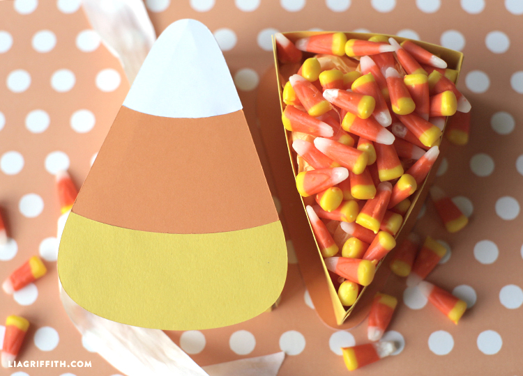 papercut candy boxes
