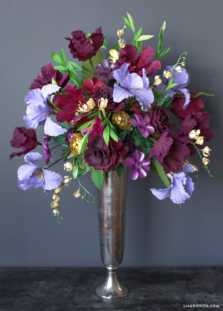 Rocky Mountain Floral Bouquet - Lia Griffith