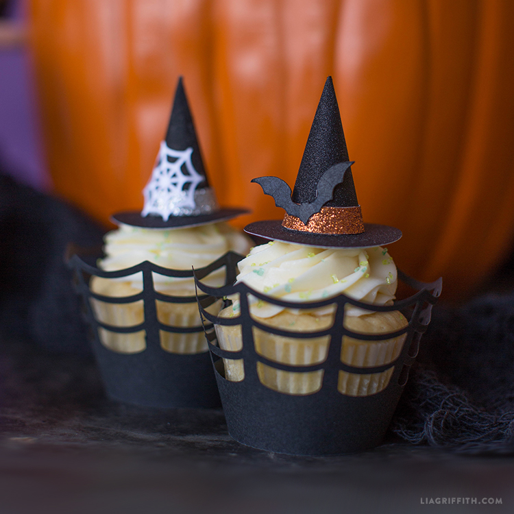 diy halloween cake toppers