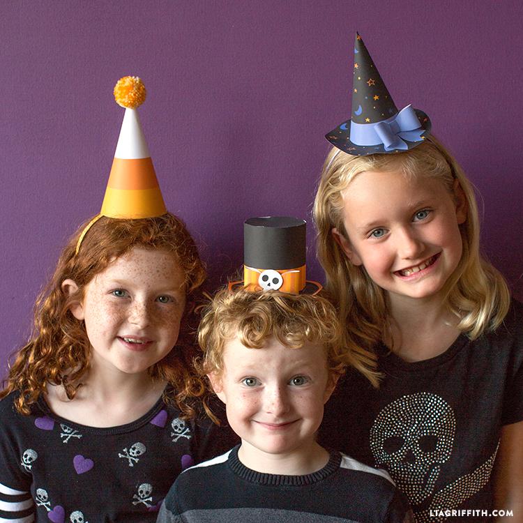 diy halloween hats